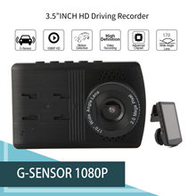 Luckdragon Auto DVR Kamera Full HD 1080P 170 Grad Dashcam Video Registrars für Autos Nachtsicht G-Sensor dash Cam(China)