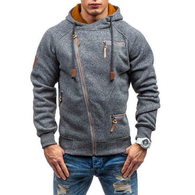 Covrlge Hoodies Men Autumn Casual 10