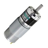 12V 24V DC geared motor 775 CW CCW adjustable speed motor 10rpm 500rpm