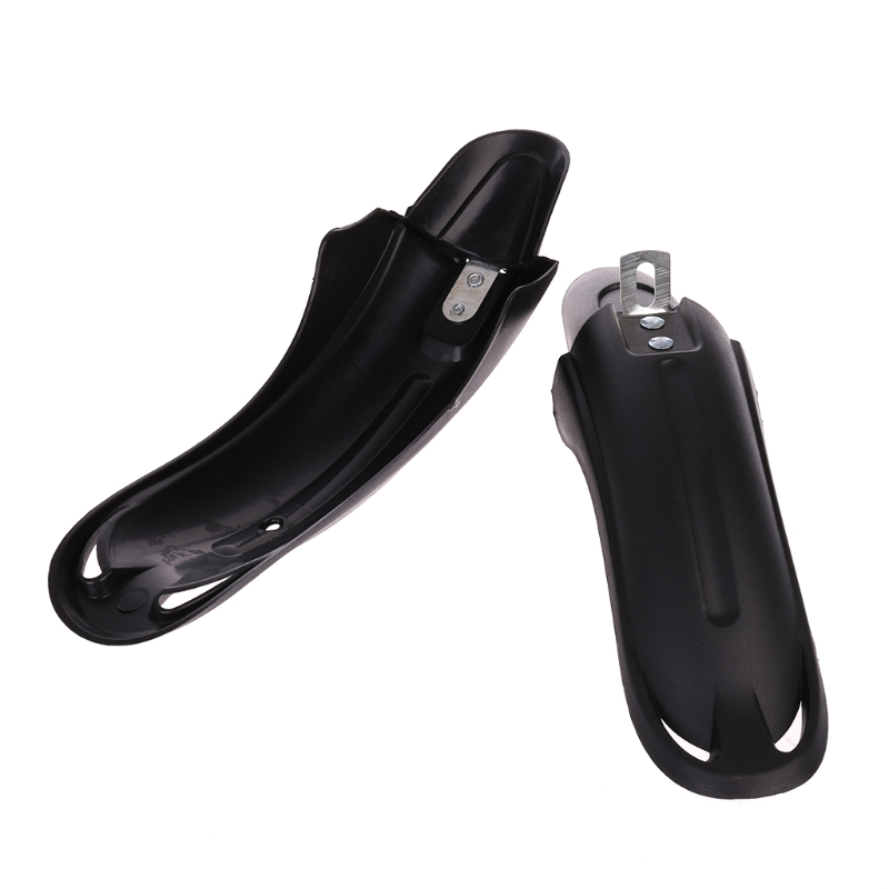 1 Pair Bicycle Fender Front Mudguard Rear Dustproof For 12//14inch Children Bike