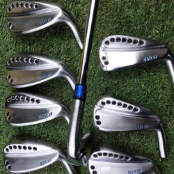 Golf clubs 113 XF GEN2 irons Blue Diamond Paint golf forged iron 3-9WG a set of 9 pieces R / S send headcover free shiping