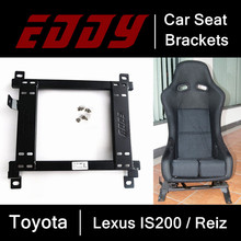 Car-Seat-Base Seat-Mounting-Brackets Toyota for Lexus IS200 Reiz/Iron/Stainless-car Auto-Replace-Parts
