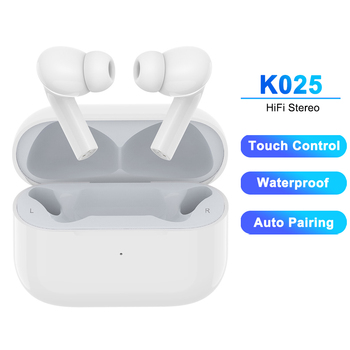 KINGSTAR TWS Bluetooth 5.0 Wireless Stereo Earphones Earbuds HD Call Noise Reduction Waterproof Headphone Headset PK i12 i9 Pro image