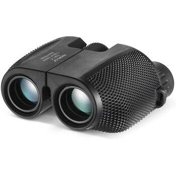 Binoculars 10X25 BAK4 Prism High ble Hunting Telescope Pocket Scope For Sports binoculars 10x25 bak4 prism high ble hunting telescope pocket scope for sports