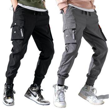 Pantalones de Golf finos para hombre, chándal táctico de trabajo de carga, ropa de verano para Primavera, poliéster, longitud hasta el tobillo, 2021 1