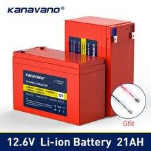 12v 7ah 9ah 12ah 15ah 21ah lítio li-ion bateria recarregável para crianças carros elétricos brinquedo pulverizador escala controle de acesso