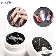 Wire Drawing Gel Nail Art Design Painting Gel Varnish Point To Line Creative DIY Pull Thread Silk Spider UV Nail Gel G192
