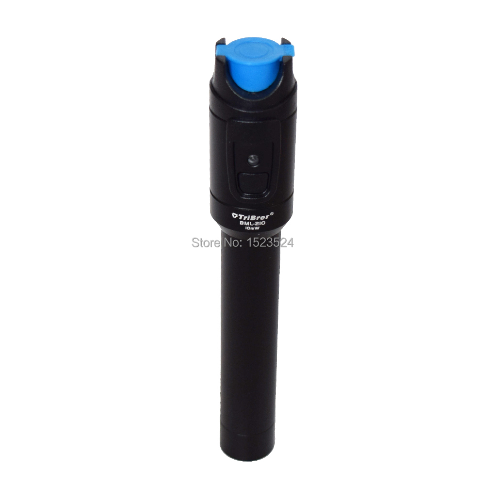 Free Shipping 10mw 20mw 30mw VFL Fiber Optic Red Source Visual Fault Locator Fiber Optic Cable Tester