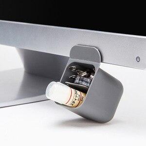 Image 2 - SIXONE basit tarzı macun tipi kalem teşhir rafı cep kalemlik özgünlük ofis kalemi muhtelif kutu bilgisayar kalem konteyner