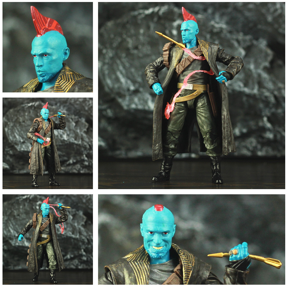 Custom Marvel GOTG Yondu Udonta 6
