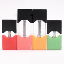 4 pcs Vape Pen Atomizer For Juul/J-pods/gem Electronic Cigarette Kit 0.7ml /1.0ml Capacity Cartridge1.8ohm Replacement