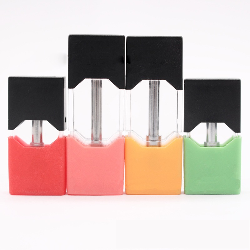 New Vape Pen Atomizer For Juul/J-pods/gem Electronic Cigarette Kit 0.7ml /1.0ml Capacity Cartridge1.8ohm Replacement Atomizer