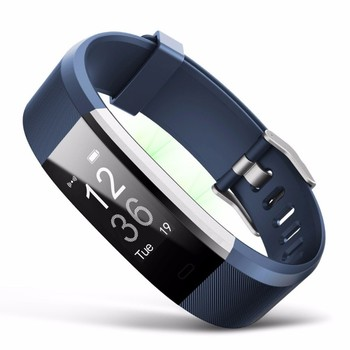 id115 bluetooth android smart bracelet pedometer fitness tracker step counter smart band sleep monitor sport wristband for phone ID115 plus Smart Wristband Bluetooth Bracelet Pedometer Fitness Tracker Watch Remote Camera Wristband with USB Charge