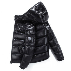 High Quality mans jacket European brand M Upset Waterproof Winter male Loose Plus size Couples Coat Women Snow Wear Hooded