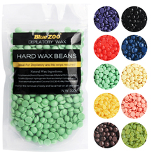 8 Color 100g Bag Of Wax Beans Anti-Allergic Painless And Waxing Paper Free Depilatory Hot Film Wax B