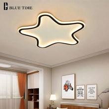 New Simple Led Chandeliers For Bedroom Living room  Corridor Kitchen Surface Mount Ceiling Chandelier Home Lighting Fixtures