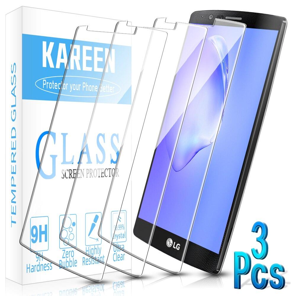 Закаленное стекло для LG Stylo G7 G6 G5 K10 Journey LTE K7 K40 3 Plus Rebel 3 ThinQ Tribute Dynasty X Charge