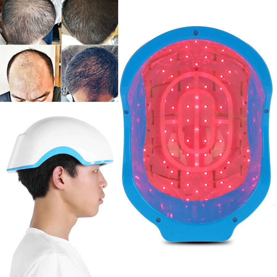 80 Diodes Hair Regrow Laser Helmet Fast Growth Therapy Treatment Cap Hair Loss Solution for Men Women in Hair Care Product