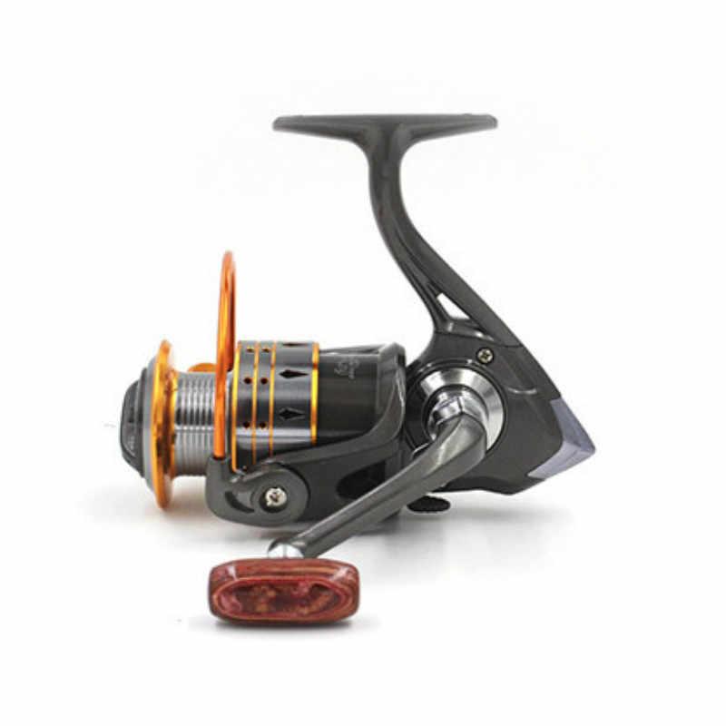 SK3000-6000 الأصلي الغزل الصيد بكرة 12 + 1BB المعدني الكامل قارب ل مياه مالحة الصيد بكرة Baitcasting بكرات وهمية الطعم