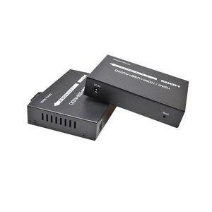Image 3 - 1 par 1 canal hdmi para conversor de fibra 1080 p hdmi fibra óptica vídeo extensor conversor hdmi vídeo fibra transceptor