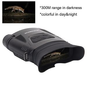 Image 2 - WILDGAMEPLUS NV200C Infrared Night Vision Binoculars Telescope 7X21 Zoom Digital IR Hunting Night Vision Goggles Optical Hunter