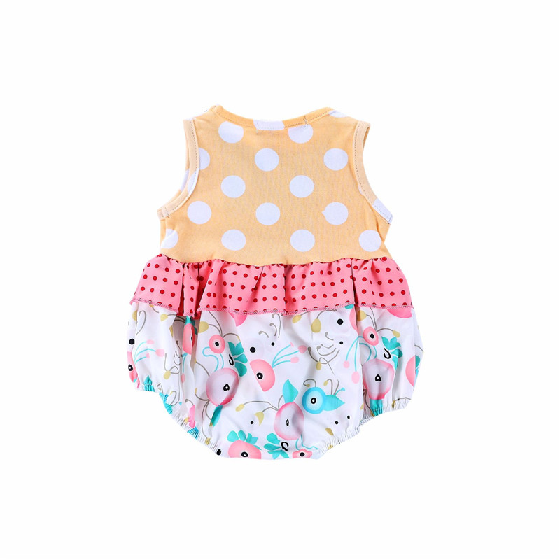 0 24M Toddler Girl Jumpsuits Newborn Baby Girl Romper Infant Jumpsuits Sunsuit Summer Clothes Outfits Twins Sister Match Outfits in Bodysuits from Mother Kids