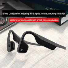 Bluetooth-Headset Bone-Sensing Aftershokz As600 Sports Wireless No Hanging-Ear