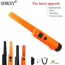 Pointer Metal Detector Pro Super Scanner GP-pointerII Pinpointing Gold Digger Garden Detecting Waterproof with Bracelet