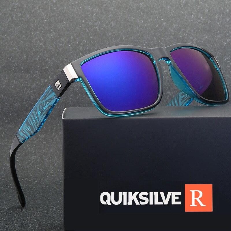 2021 QS01 модные классические квадратные спортивные солнцезащитные очки для мужчин и женщин пляжные солнцезащитные очки поляризованные солнц...