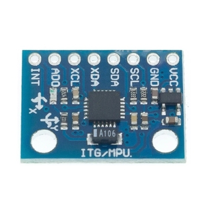 Image 4 - 20 pièces GY 521 MPU 6050 Module MPU6050 capteurs gyroscopiques analogiques 3 axes + Module accéléromètre 3 axes C74