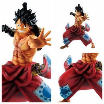 One Piece - Monkey D Luffy on Kimono 1