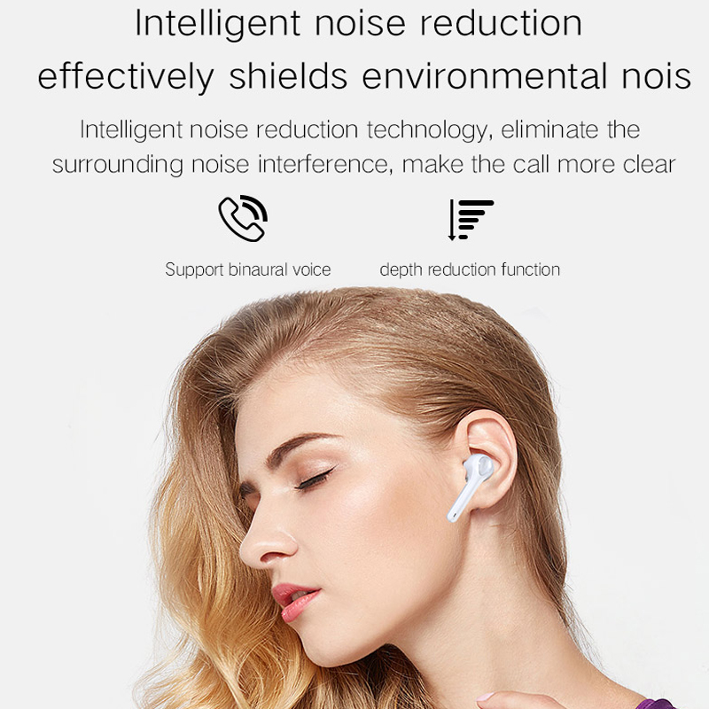 Image 2 - G9 Mini Tws Headphone Touch Wireless Bluetooth 5.0 Earphone Earbuds Noise Cancelling Gaming Headset For iPhone Xiaomi All PhoneBluetooth Earphones & Headphones   -