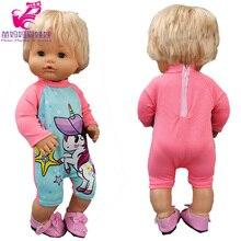 baby dolls clothes swim suit Nenuco Ropa y su Hermanita 40 cm doll surfing wears