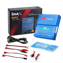 Baru IMAX B6 AC 80W B6AC Lipo NiMH 3 S/S/5 S Baterai RC Keseimbangan charger + Eu/US Plug Power Supply Kawat(China)