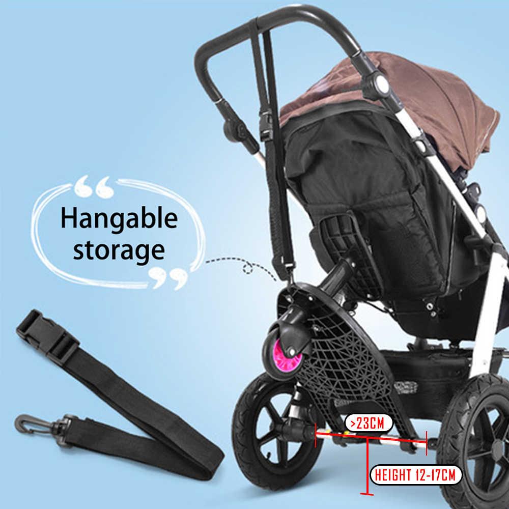 Accesorios Para Bebes Gemelos.Accesorios Para Asiento De Coche De Bebe Pedal Adaptador Remolque Auxiliar Gemelos Chico Placa De Pie Cochecito Infantil Organizador Nino Bebek Arabe