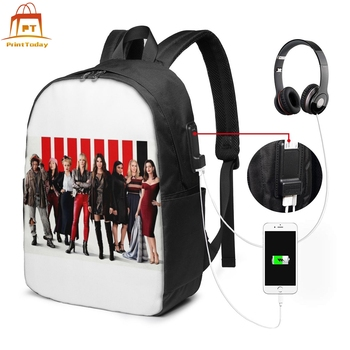 Sandra Bullock Backpack Sandra Bullock Backpacks Man - Woman Schoolbag Bag Multifunction High quality Bags цена 2017