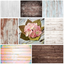 Wood Background for Photography Floor Board Photo Shoots Tree Backdrop Cake Birthday Newborn Photographic Wallpaper Photocall cheap TAIBO Vinyl Spray Painted Children
