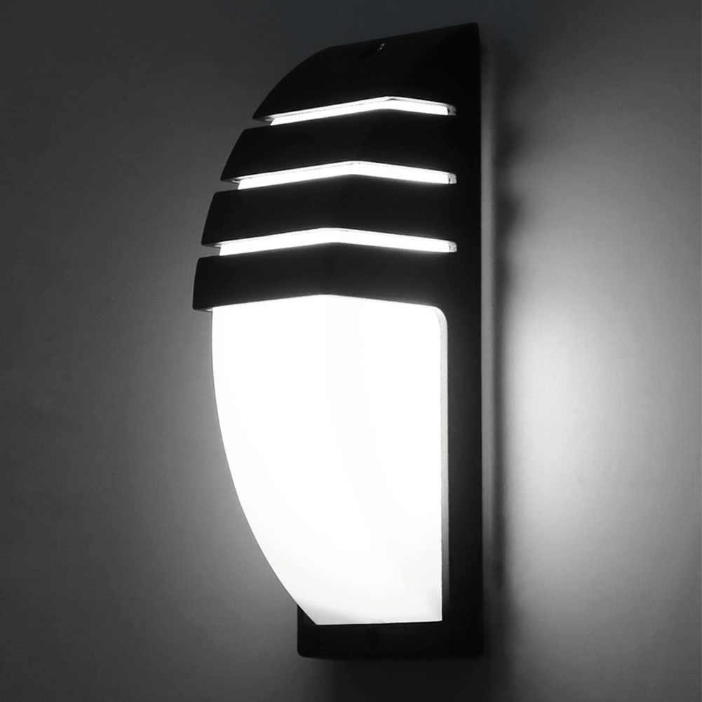 Напольный настенный светильник в полоску современный водонепроницаемый