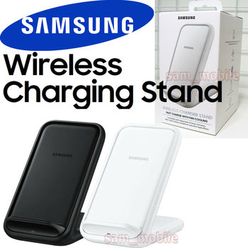 Original SAMSUNG Wireless Fast Charger Stand EP-N5200 For Galaxy NOTE 20/10/9/8 S8/S9/S10/S20 PLUS For xiaomi 10/9 For iPhone 11
