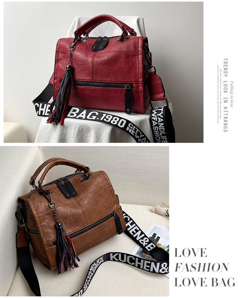 do vintage borla bolsas de mão feminina
