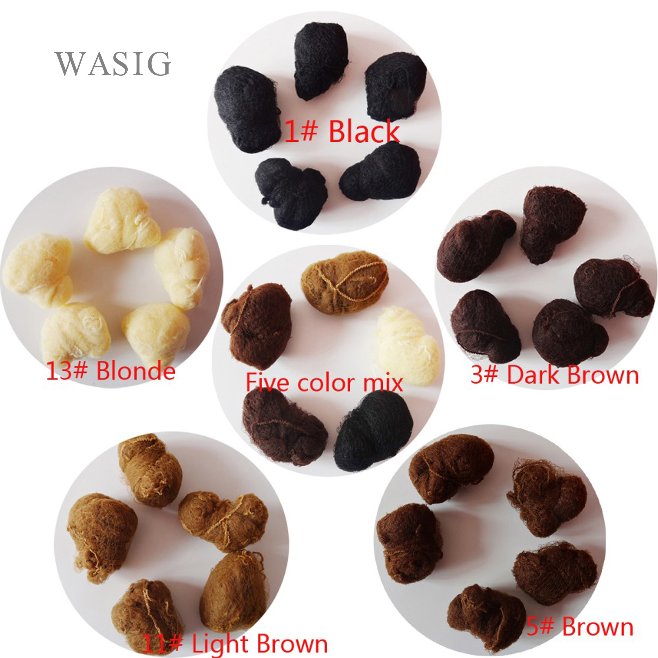 100PCS Top Quality Nylon Hair Net Star Dance Recital Buns / Hair Extension Weaving Cap Brown Hairnets Free Shipping