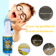 HOT Grease Police Magic Degreaser & Cleaner Spray For Kitchen