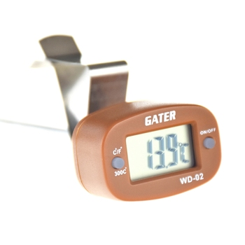 Ecocoffee V60 Coffee Percolator Coffee Therometer Barista Coffee maker Accessories