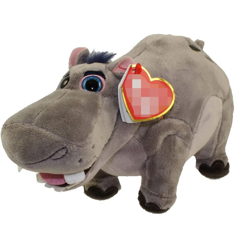 Ty The Lion Guard Beshte Hippo Plush Animal Toys Stuffed Doll Gift 15cm