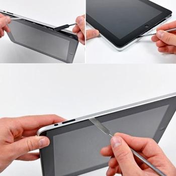 3 sztuk Metal Spudger skrobak profesjonalny telefon komórkowy Tablet PC Metal demontaż pręty narzędzia do napraw zestaw narzędzie do napraw ręcznych zestaw tanie i dobre opinie Hokerbat ELECTRICAL Połączenie CN (pochodzenie) Combination Other Zestaw narzędzi gospodarstwa domowego 3PCS Set 3 Spudgers