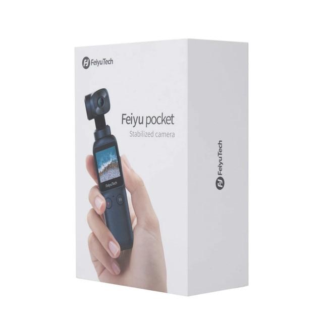 Stabilisateur portatif de cardan tenu dans la main de SOLESTE pour le téléphone Portable Mini stabilisateur vidéo de téléphone de cadre de 4K60 Anti-secousse hybride de Six axes