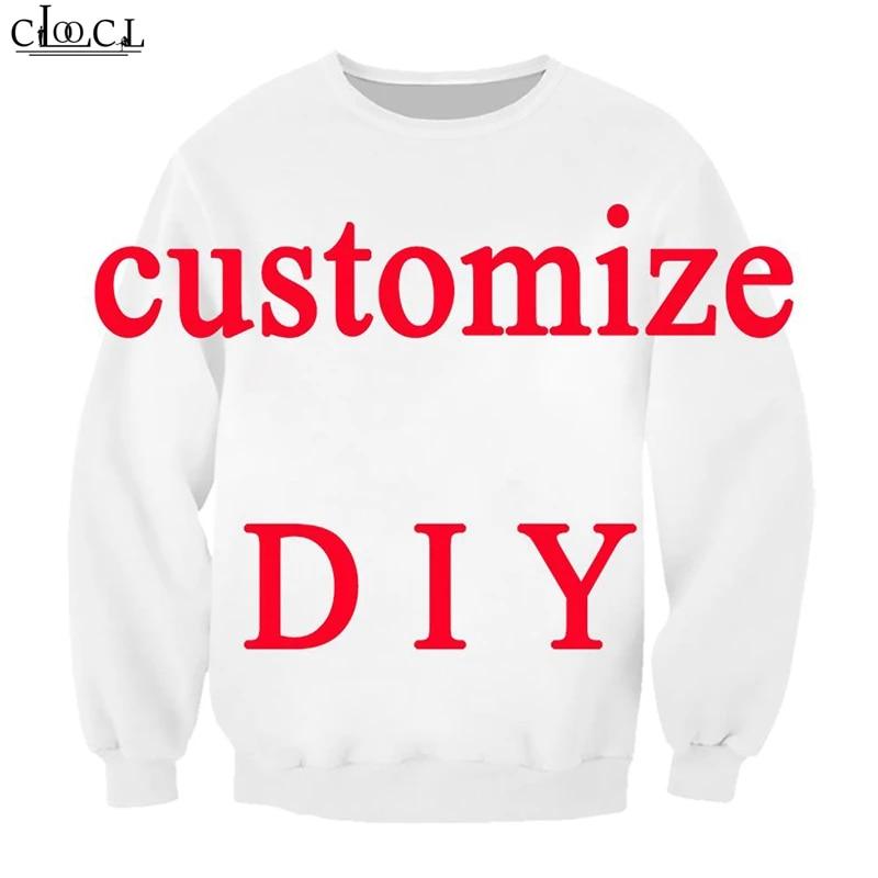 Printed Sweat Shirt Personalised Sweatshirt Custom Made To Order Ladies Mens !!