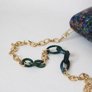 Image 5 - Новый модный аксессуар, женская сумка, винтажная яркая мраморная сумка для вечевечерние НКИ, выпускного вечера, сумка для вечеринки, роскошная женская сумка для вечеринки, Повседневная коробка, клатч, кошелек