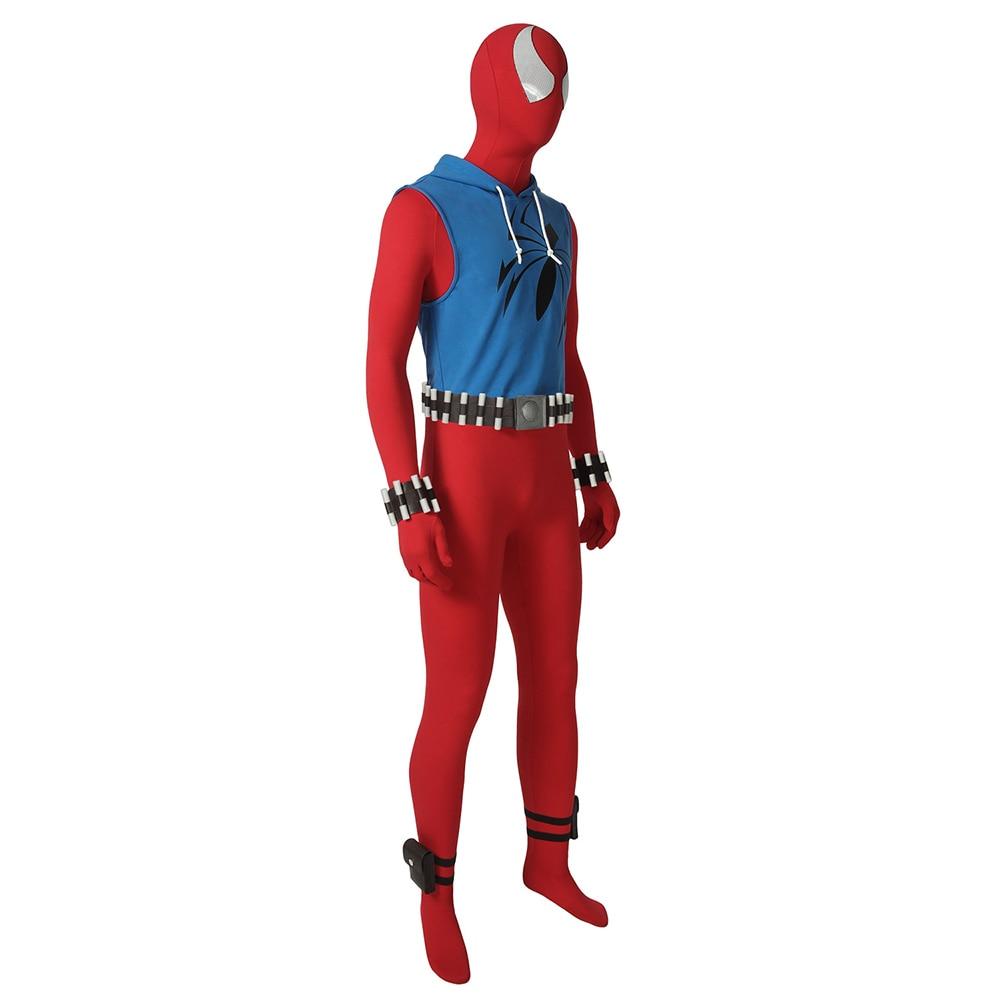 スカーレットスパイダーコスチュームマーベルコミックツスパイダーマン ...