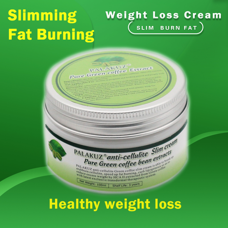 Green Coffee Bean Extract Weight Loss Cream Burn Fat Spark